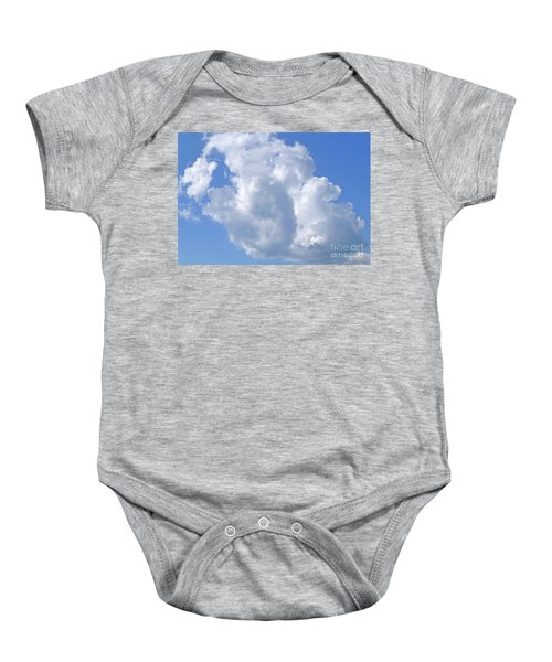 Baby Onesie featuring the photograph Cloud M1 by Francesca Mackenney