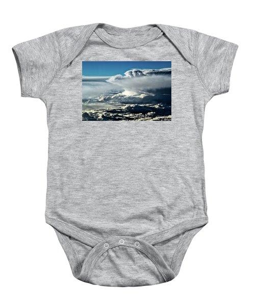 Clouds Baby Onesie