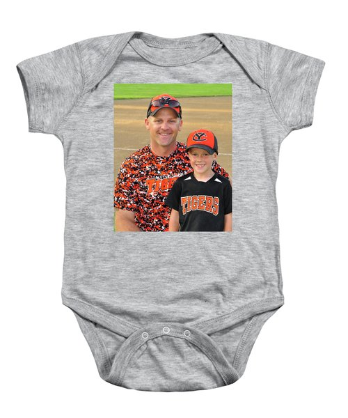 Coach Sodorff And Cody 9739 Baby Onesie
