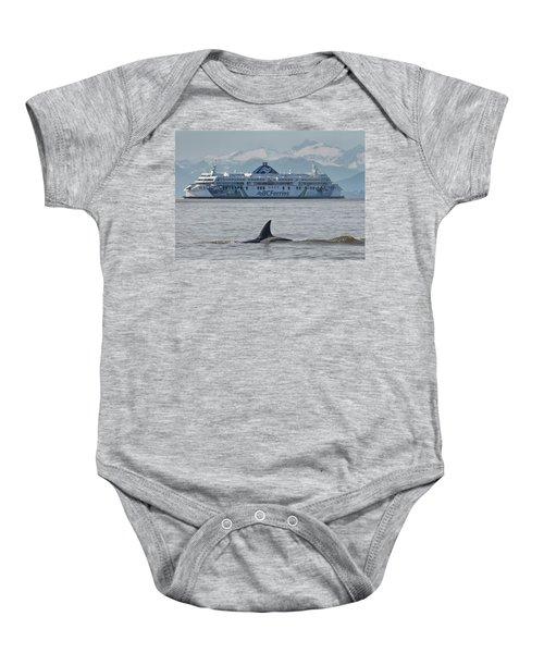 Coastal Inspiration Baby Onesie