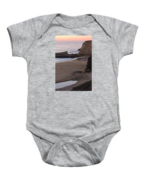 Coastal Tide Pool Baby Onesie