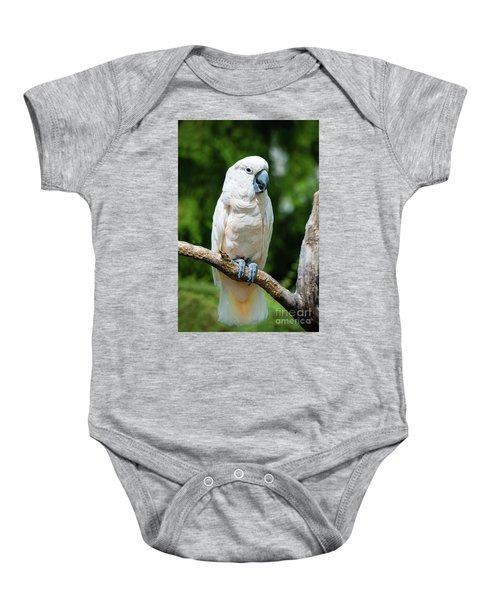 Cockatoo Baby Onesie