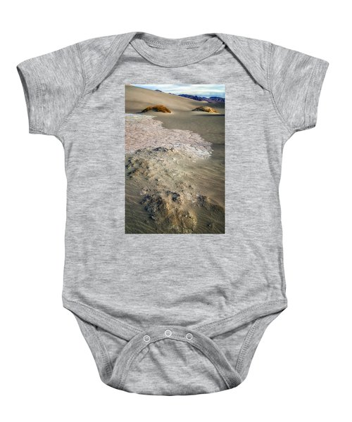 Color Palette Baby Onesie