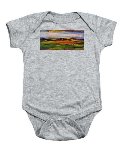 Color Your World    #58 Baby Onesie