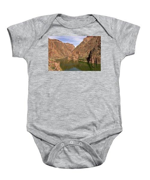 Colorado River, Grand Canyon Baby Onesie