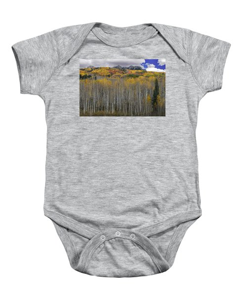 Colorado Splendor Baby Onesie