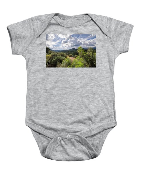 Colorado Summer Baby Onesie