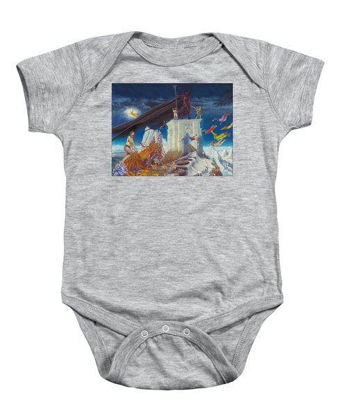 Colors Of Unsuccess Baby Onesie