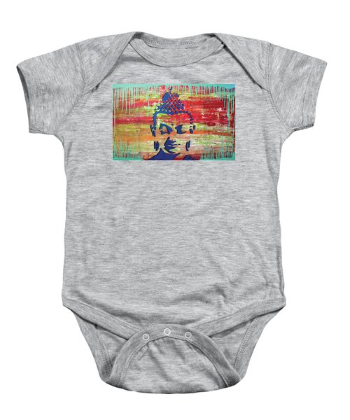 Colors That Surround U Baby Onesie