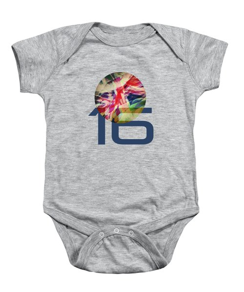 Colours Of A Kingdom Baby Onesie