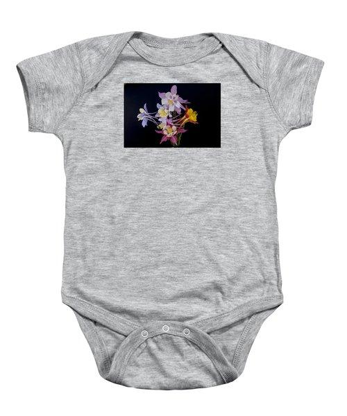 Columbine Medley Baby Onesie