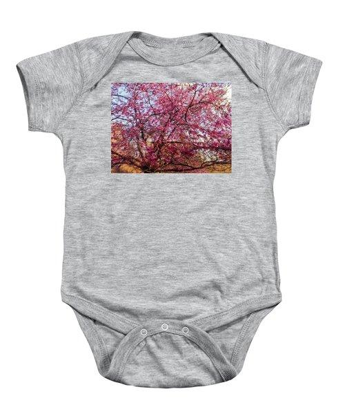 Columnar Sargent Cherry 1 Baby Onesie