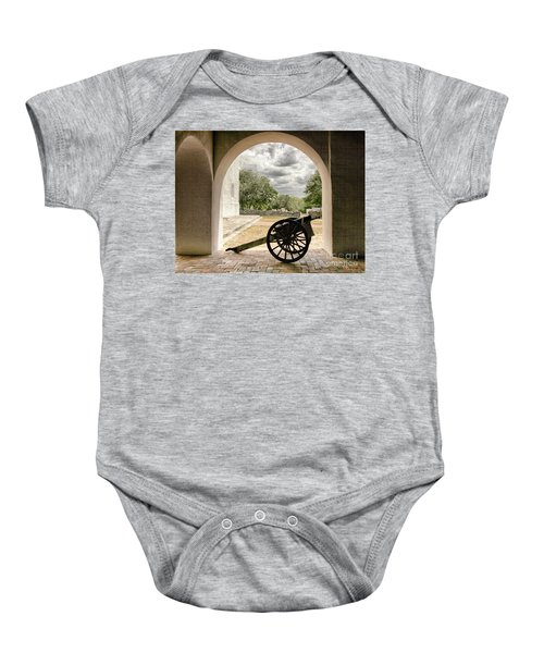 Come And Take It 2 Baby Onesie