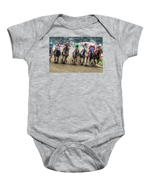 Competition Baby Onesie