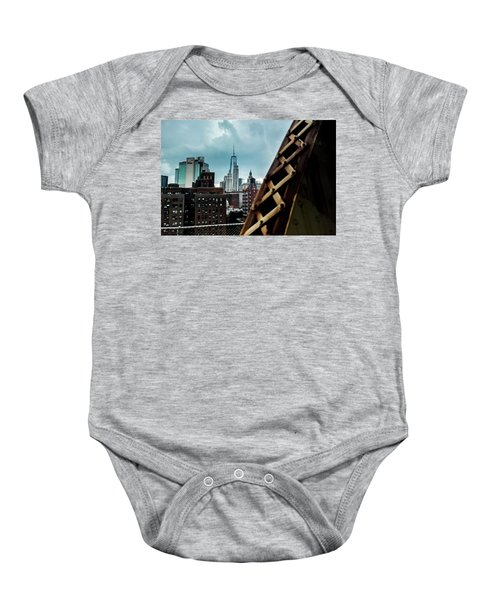 Connector Baby Onesie
