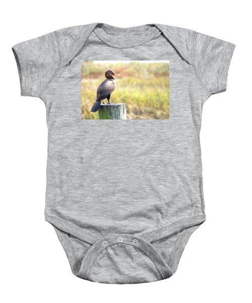 Cormorant Baby Onesie