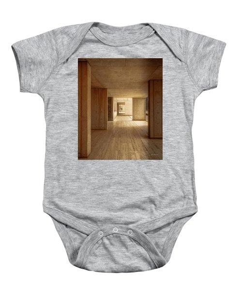 Corridor Baby Onesie