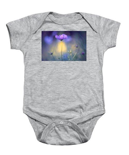 Cosmos Pose Baby Onesie