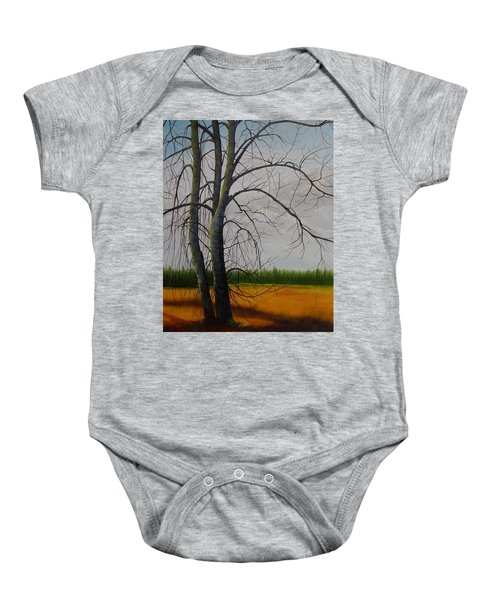 Cottonwoods Baby Onesie