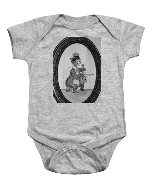 Country Bear Baby Onesie