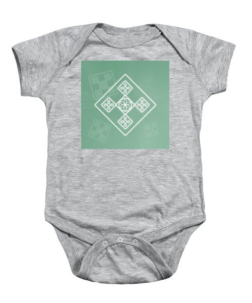 Crafting The Soul Baby Onesie