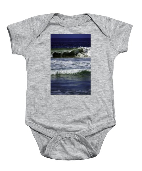 Crashing Wave Baby Onesie