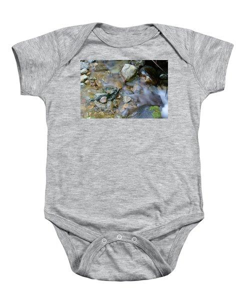 Creek On Mt Tamalpais Baby Onesie