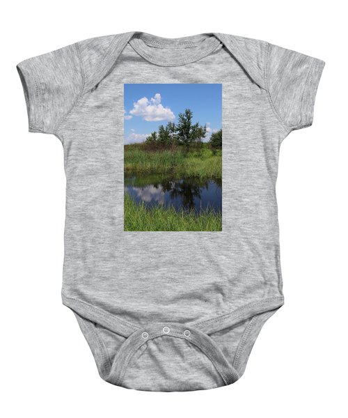 Crex Meadows Baby Onesie
