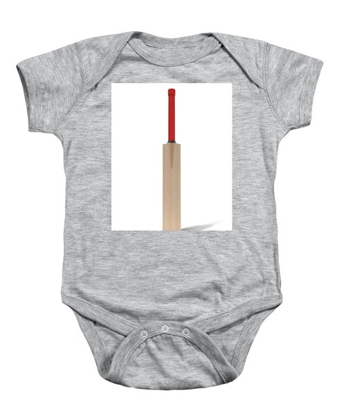 Cricket Bat Baby Onesie