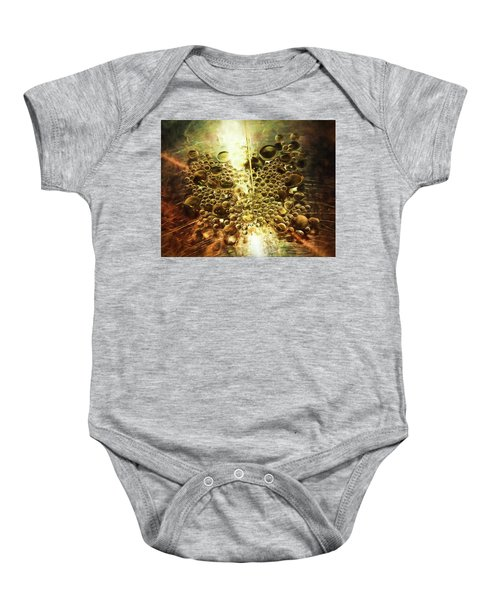 Culinary Abstract Baby Onesie