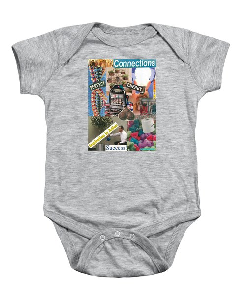Curious Connections Baby Onesie