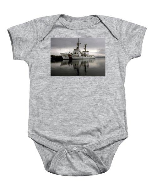 Cutter In Alaska Baby Onesie
