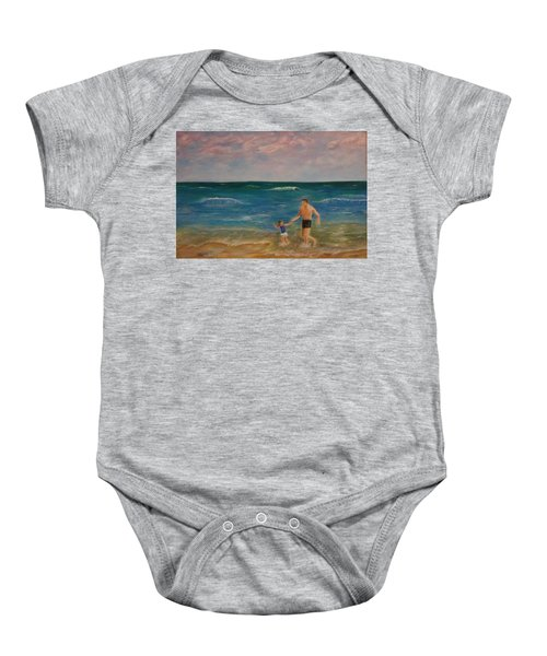 Daddys Girl Baby Onesie