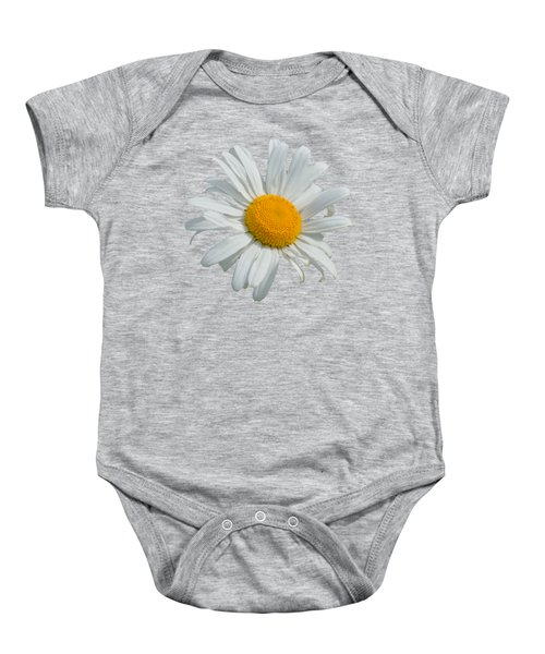 Daisy Baby Onesie by Scott Carruthers