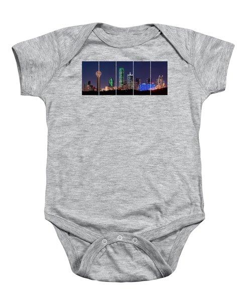 Dallas Png Transparency 031018 Baby Onesie