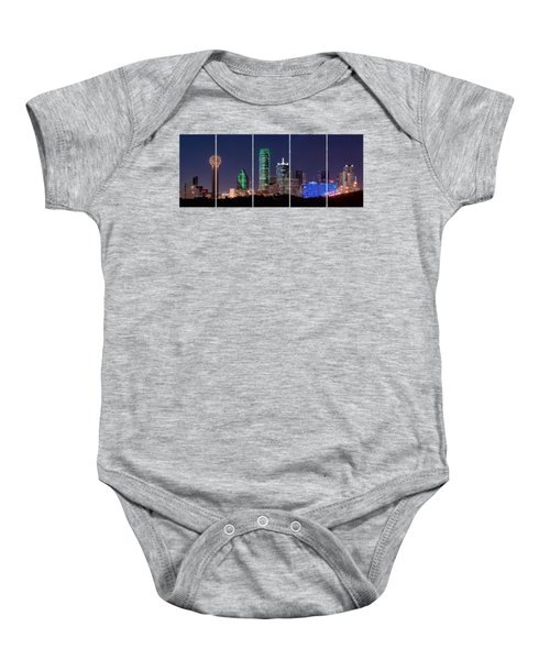 Dallas Png Transparency 031018 Baby Onesie
