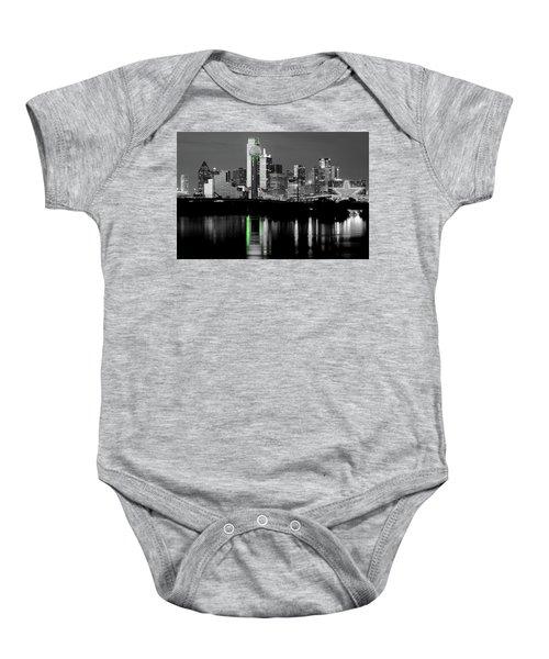Dallas Skyline Gr91217 Baby Onesie