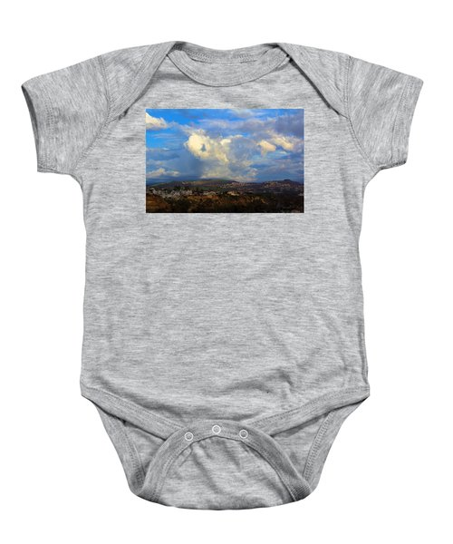 Dana Point View From Cliff Baby Onesie