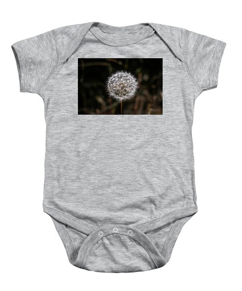 Dandelion Baby Onesie