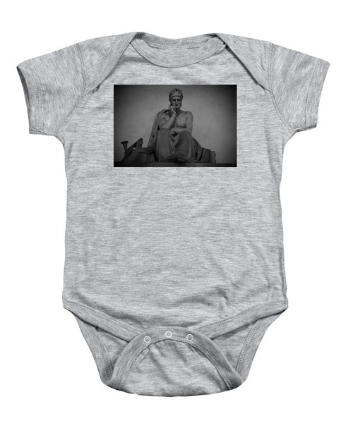 Dante Alighieri Baby Onesie
