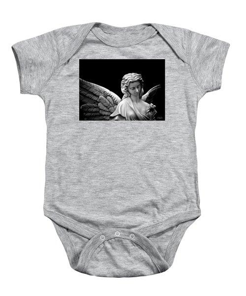 Dark Angel Baby Onesie
