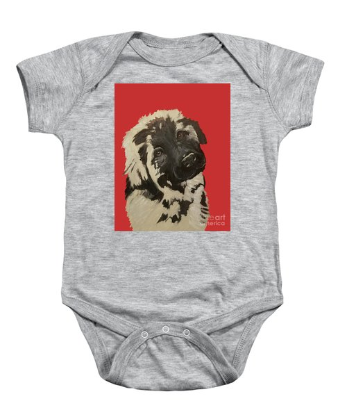 Date With Paint Sept 18 5 Baby Onesie