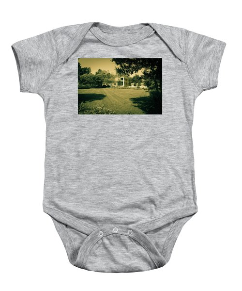 Days Bygone - The Hermitage Baby Onesie