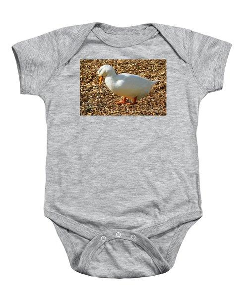 Decorative Duck Series A5717 Baby Onesie