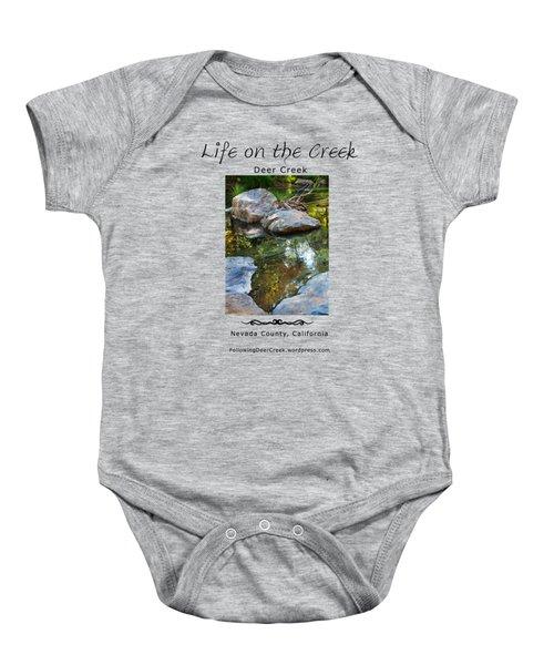 Deer Creek Point Baby Onesie