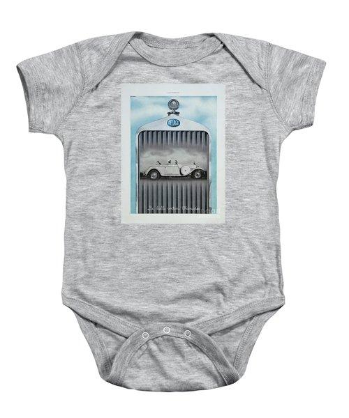 Delage #8712 Baby Onesie