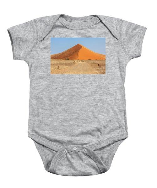 Desert Dune Baby Onesie