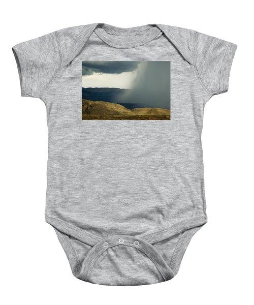 Desert Storm Baby Onesie