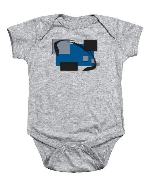 Detroit Lions Abstract Shirt Baby Onesie