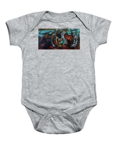 Devils Gorge Baby Onesie